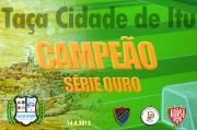 Campeao Ouro liga itu 2013