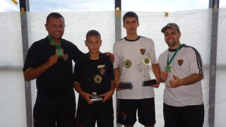 brasileiro 2013 - clube do botão campinas