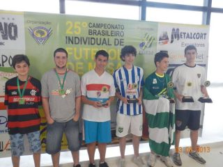 gall brasileiro 2013 - Clube do Botão - futebol de mesa campinas