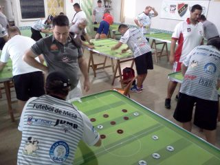 TAÇA INTERIOR 2014 - FUTMESA - CDB CAMPINAS