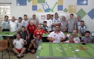 TAÇA SP INTERIOR 2014 - CLUBE DO BOTÃO CAMPINAS