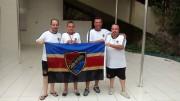 II SUPER OPEN 2014 clube do botão futebol de mesa