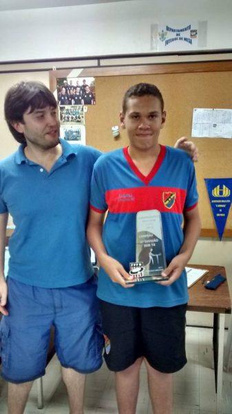 pedro neto cdb 2015 campeão paulista trofeu