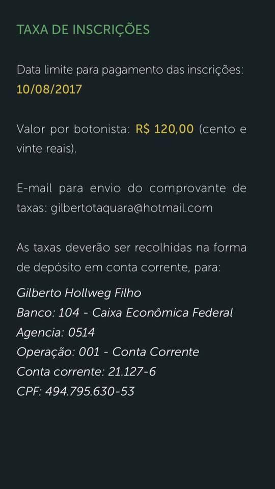 COPA DO BRASIL 2017 - PORTO ALEGRE RS