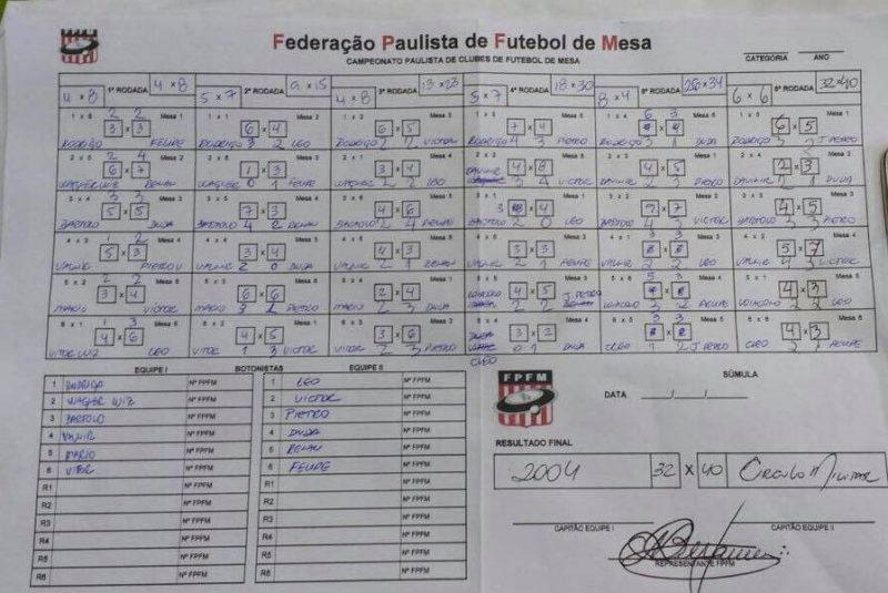 9ª RODADA A1 - CEPE 2004 X CMSP