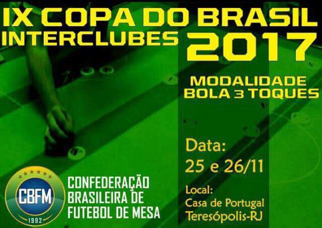 IX COPA DO BRASIL INTERCLUBES