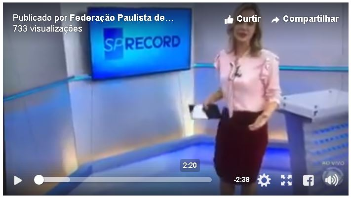 BR CLUBES - TV RECORD