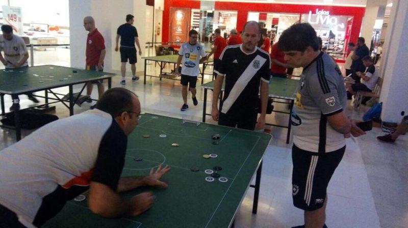 IV Taça SP de Futmesa - 3 Toques