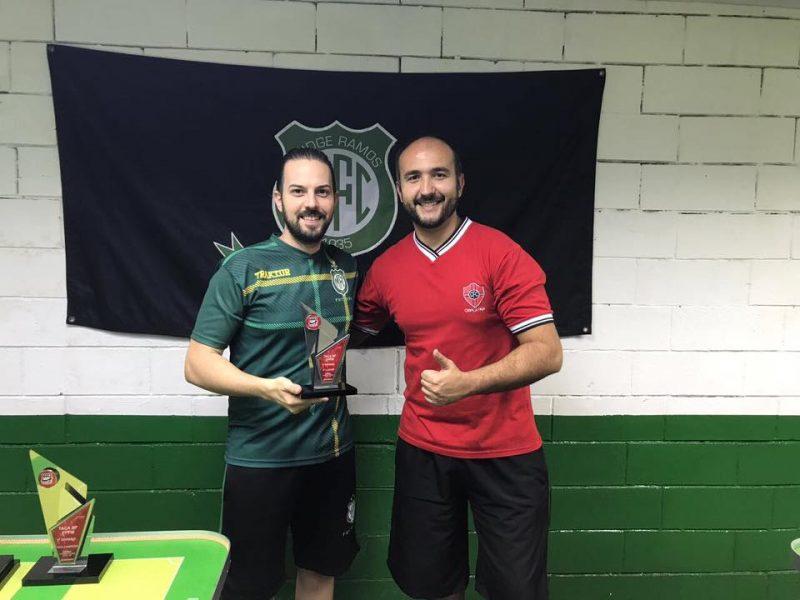 TAÇA SÃO PAULO 2017