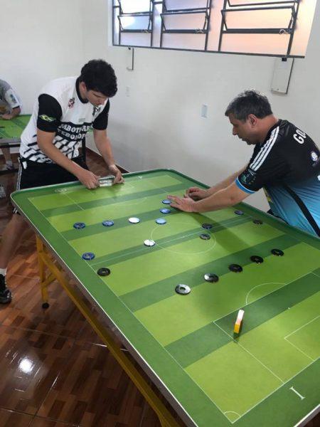 TAÇA SÃO PAULO INTERIOR BOTUCATU