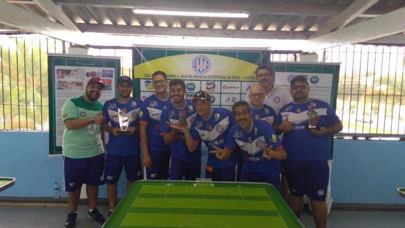 TAÇA SÃO PAULO INTERIOR TAUBATÉ