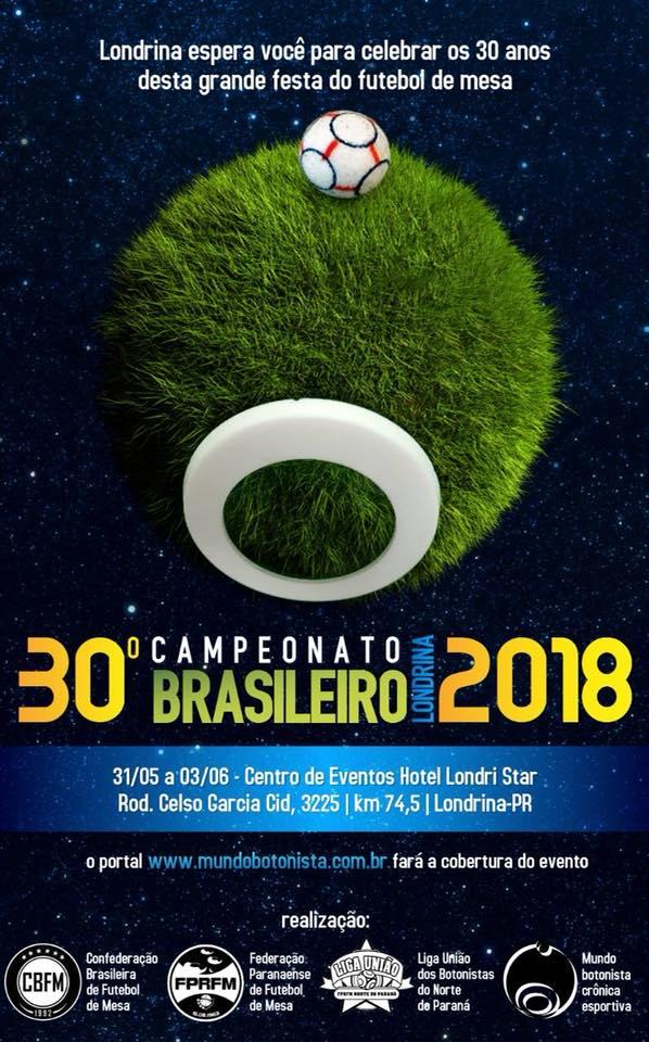 BRASILEIRO 2018