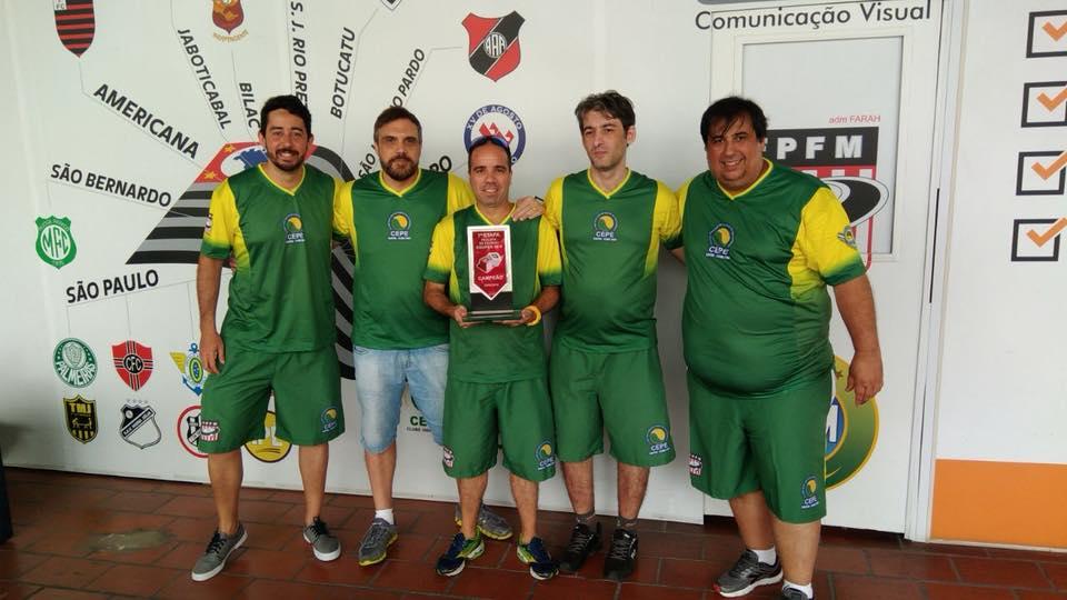 1 Etapa do Paulista de Equipes - Dadinho