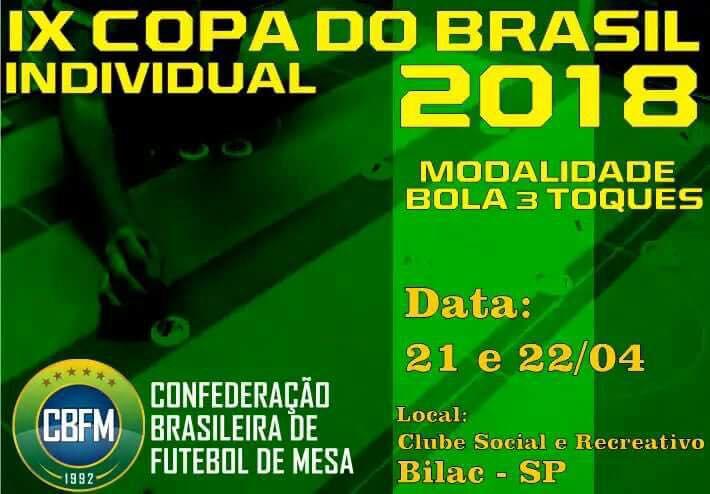 IX COPA DO BRASIL