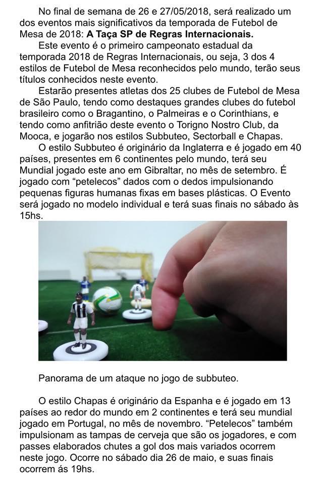 SUBBUTEO - CHAPAS - SECTOR