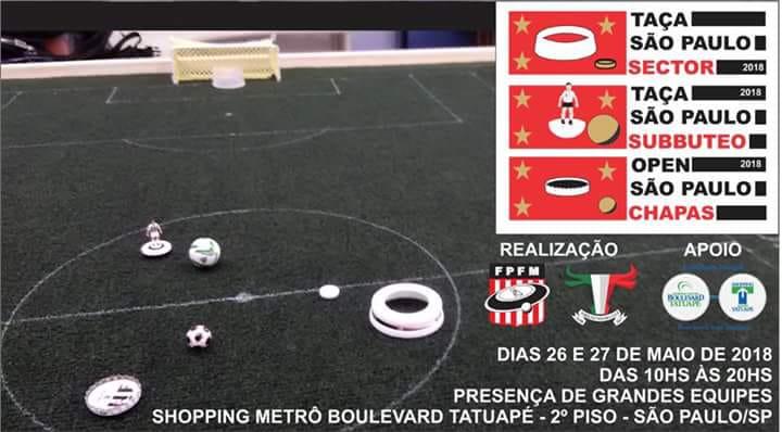 Taça SP de Regras Internacionais