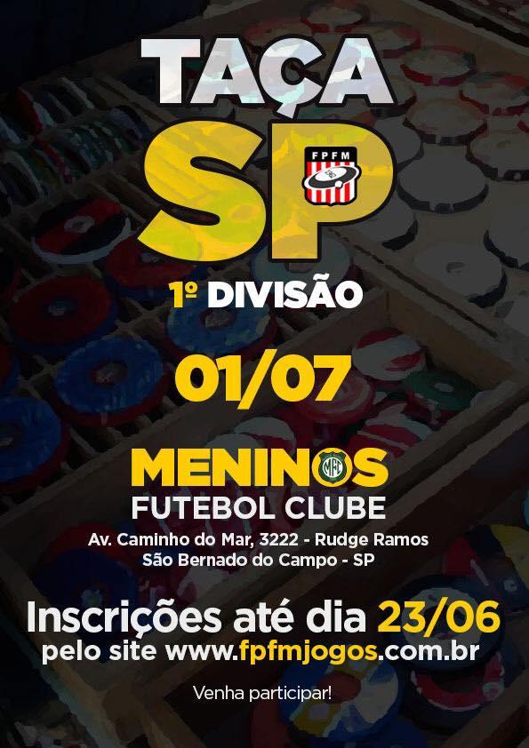 Taça SP 2018