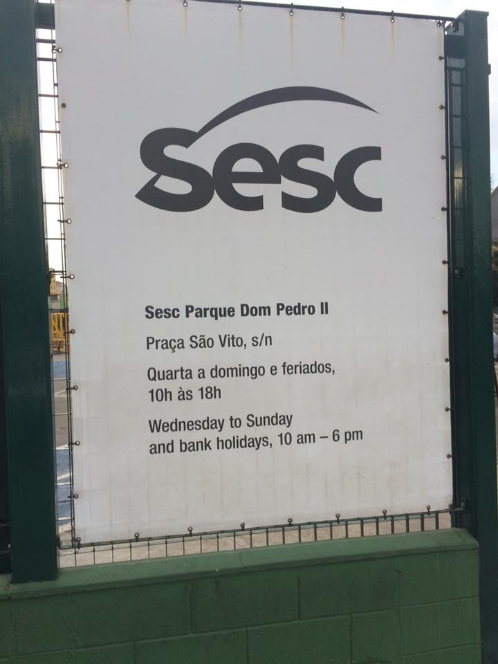 PARCERIA COM SESC SÃO PAULO