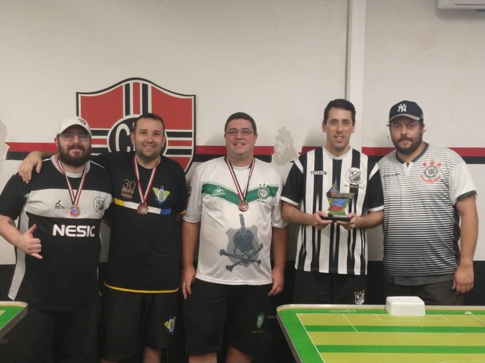 Taça SP - Adulto - 5 divisão