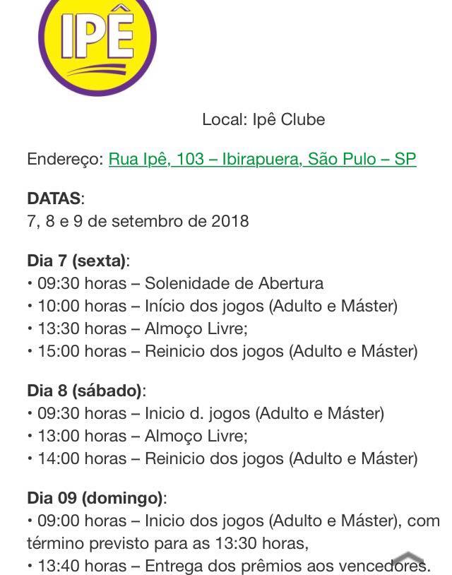 Copa do Brasil 2018 - 12 Toques