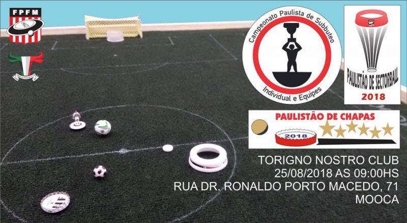 Campeonato Paulista de Regras Internacionais