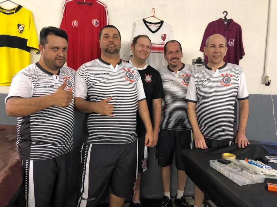 4 Etapa do Paulista de Dadinho - Equipes