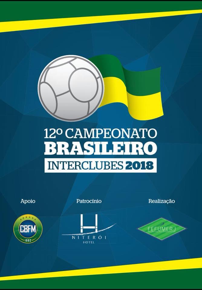 12º BRASILEIRO INTERCLUBES 2018