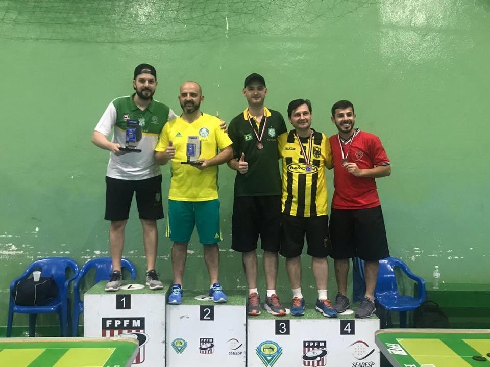 3 Pro 2018 - 2 Divisão Adulto