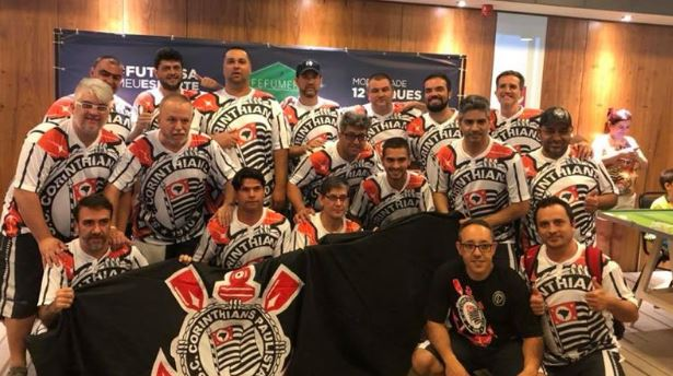 BR de Clubes - 12 Toques - Equipes Participantes